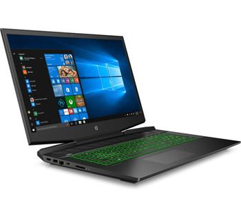 "HP Pavilion Gaming 17-cd1010nr - 17"" Display, Intel i5-10300H, 8GB RAM, 256GB SSD, GeForce GTX 1650 4GB"