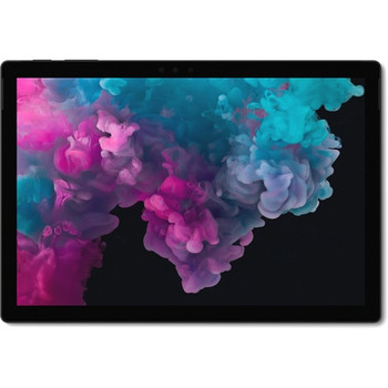 "Microsoft Surface Pro 6 Tablet – Intel i7, 8GB RAM, 256GB SSD, 12.3"" Touchscreen, Windows 10 Pro, Platinum"
