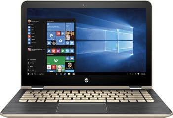 "HP Pavilion X360 M3-U105DX - Intel Core i5 – 2.5GHz, 12GB RAM, 256GB SSD, 13.3"" Touchscreen, Modern Gold"