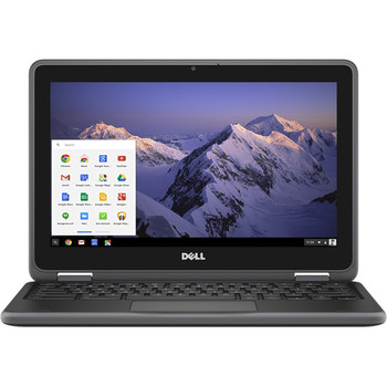 "Dell Chromebook 3100 2-in-1 - 11.6"" Touchscreen, Intel Celeron N4020, 8GB RAM, 32GB eMMC"