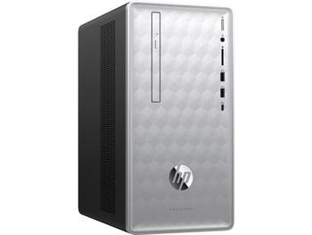 HP Pavilion Desktop 590-p0045t - Intel i5, 8GB RAM, 1TB HDD + 128GB SSD