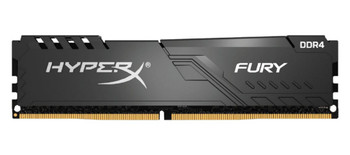 Kingston HyperX FURY 128GB 3600MHz DDR4 CL18 DIMM Kit of 4 Memory Modules