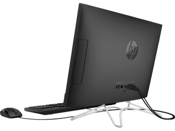 """HP All-in-One 22-c1035z - 21.5"""" Display, AMD Ryzen 5, 8GB RAM, 1TB HDD, Black"""
