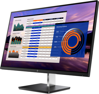 "HP Elitedisplay S270n 27"" 4K Ultra Computer Monitor"