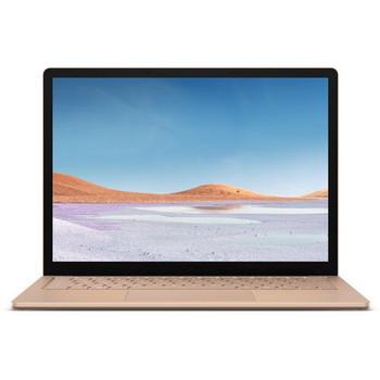 "Microsoft Surface Laptop 3 - Intel Core i5, 8GB RAM, 256GB SSD, 13.5"" Touchscreen, Windows 10 Home, Sandstone"