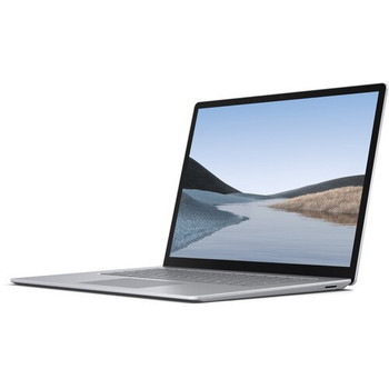 "Microsoft Surface Laptop 3 – AMD Ryzen 5, 8GB RAM, 256GB SSD, 15"" Touchscreen, Windows 10 Home, Platinum"