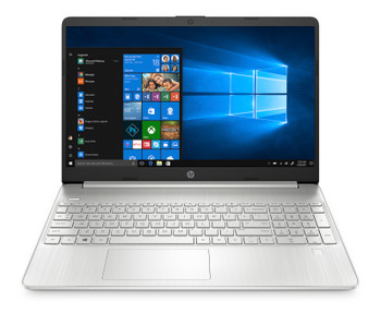 "HP 15t-dy100 Notebook - 15.6"" Display, Intel i7 1065G7, 16GB RAM, 512GB SSD, Natural Silver"