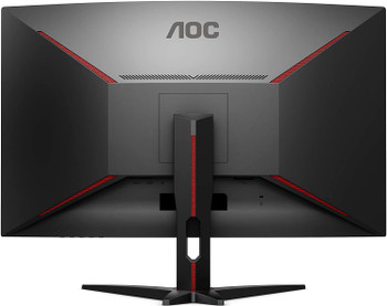 "AOC 31.5"" Curved Gaming Display"