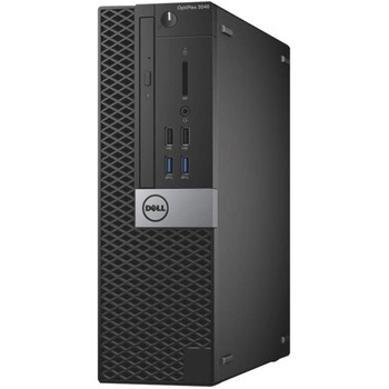 Dell Optiplex 3040 SFF Business PC - Intel i5, 8GB RAM, 256GB SSD, Windows 10 Pro