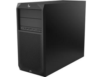 HP Z2 G4 Tower Workstation - Intel Xeon E-2144G - 3.60GHz, 16GB RAM, 512GB SSD, Windows 10 Pro, 5DV38UT