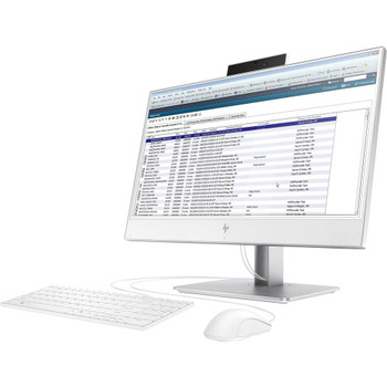 "HP EliteOne 800 G5 Healthcare Edition - 23.8"" AIO PC, Intel i5 - 3.10GHz, 8GB RAM, 256GB SSD, Windows 10 Pro - 22Y56UW"