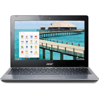 "Acer 11 Chromebook - Intel Celeron, 4GB RAM, 16GB SSD, 11.6"" Display"