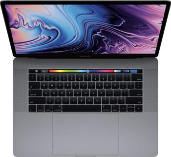 Apple Macbook Pro-15 - Intel i7 - 2.60GHz, 16GB RAM, 256GB SSD, Space Gray, MV902LL/A