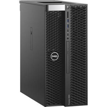 Dell Precision 5820 Tower - Intel Xeon W-2123, 16GB RAM, 512GB SSD, Radeon Pro WX3200 4GB, Windows 10 Pro