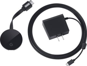 Google Chromecast Ultra 4k Streaming Media Player