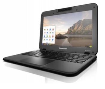 "Lenovo N21 Chromebook - Intel Celeron, 4GB RAM, 16GB SSD, 11.6"" Display"
