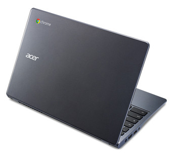 Acer Chromebook - Intel Celeron, 4GB RAM, 16GB SSD