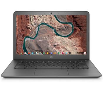 """HP Chromebook 14-ca023nr - Intel Celeron N3350, 4GB RAM, 32GB eMMC, 14"""" Display"""