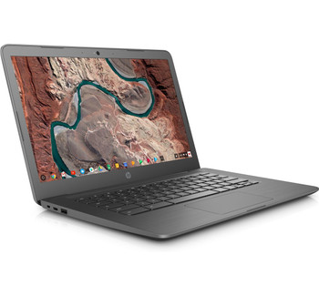 "HP Chromebook 14-ca023nr - Intel Celeron N3350, 4GB RAM, 32GB eMMC, 14"" Display"