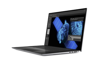 "Dell Precision 5750 Mobile Workstation - 17"" Display, Intel i7, 16GB RAM, 512GB SSD, Quadro T2000 4GB, Windows 10 Pro"