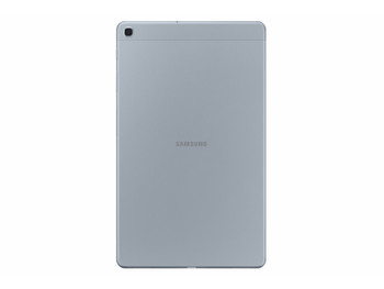 "Samsung Galaxy Tab A - 10.1"" Touchscreen, 3GB RAM, 128GB SSD, Android 9, Silver"