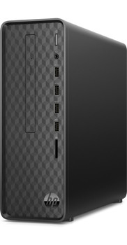 HP Slim Desktop S01-PF0135T – Intel i3 - 3.60GHz, 8GB RAM, 1TB Hard Drive