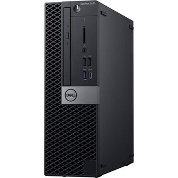 Dell Optiplex 5070 SFF - Intel i5 – 3.00GHz, 16GB RAM, 500GB HDD, Windows 10 Pro
