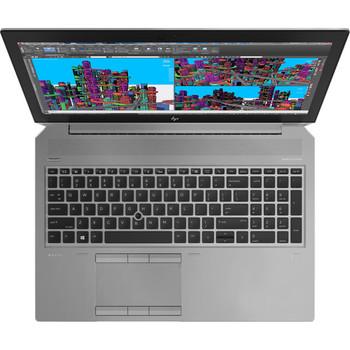 "HP Zbook 15 G5 Mobile Workstation - 15.6"" Display, Intel i5, 8GB RAM, 256GB SSD, Quadro  P1000 4GB, Windows 10 Pro"