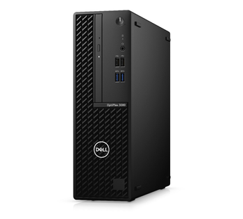 Dell OptiPlex 3080 SFF - Intel i3 10100, 8GB RAM, 500GB HDD, Windows 10 Pro