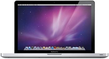 """Apple Macbook Pro - 15.6"""" Display, Intel i7, 4GB RAM, 500GB HDD, Silver - MC721LL/A"""
