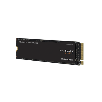 WD Black SN850 NVMe SSD 500GB Solid State Drive
