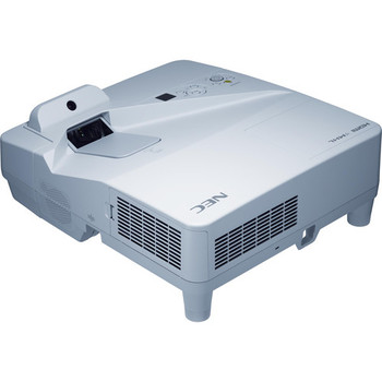 NEC NP-UM352W Projector 3500 ANSI lumens LCD WUXGA (1920x1200) Wall-mounted White