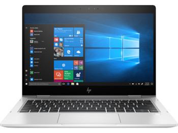"HP EliteBook x360 830 G6 Convertible - 13.3"" Touch, Intel i5, 16GB RAM, 256GB SSD, Windows 10 Pro - 7NK29UT"