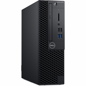 Dell OptiPlex 3070 SFF - Intel i5 - 3.00GHz, 8GB RAM, 500GB HDD, Windows 10 Pro