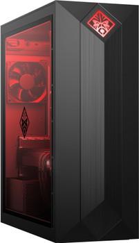 HP OMEN Obelisk Gaming Desktop 875-0018 - AMD Ryzen 5, 8GB RAM, 1TB HDD, GeForce GTX 1650 4GB