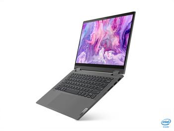 """Lenovo IdeaPad Flex 5 14IIL05 - 14"""" Display, Intel i3, 8GB RAM, 256GB SSD, Windows 10 S Mode"""