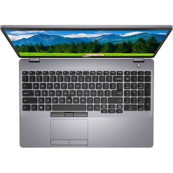 "Dell Latitude 5510 Notebook - 15.6"" Display, Intel i5, 8GB RAM, 256GB SSD, Windows 10 Pro"