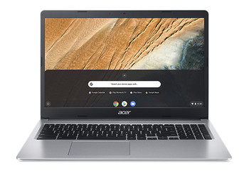 "Acer Chromebook - 15.6"" Touchscreen, Intel N4000, 4GB RAM, 32GB Flash"