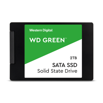 Western Digital 2TB WD Green 2.5in SATA Solid State Drive