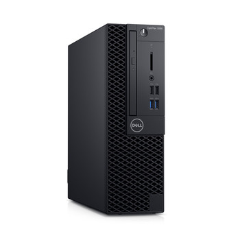 Dell OptiPlex 3060 SFF - Intel i5 - 3.00GHz, 16GB RAM, 256GB SSD, Windows 10 Pro
