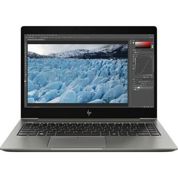 """HP Zbook 14u G6 - 14"""" UHD Display, Intel i7, 16GB RAM, 512GB SSD, Radeon WX3200 4GB, Windows 10 Pro"""