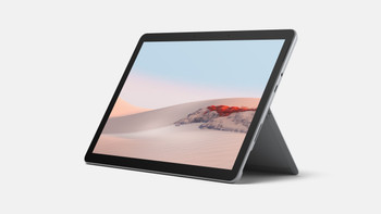 "Microsoft Surface Go 2 Tablet - Intel Pentium – 1.70GHz, 4GB RAM, 64GB SSD, 10.5"" Touch, Windows 10 S Mode"