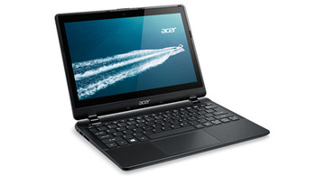 "Acer TravelMate Notebook - 11.6"" Touchscreen, Intel Celeron, 4GB RAM, 500GB HDD, Windows 10 Pro"