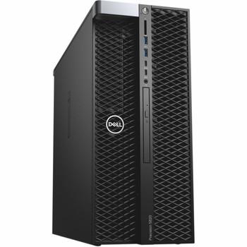 Dell Precision Tower 5820 - Intel Xeon W-2225, 32GB RAM, 512GB SSD + 1TB HDD, Quadro RTX 4000 8GB, Windows 10 Pro