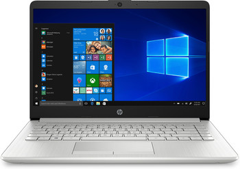 "HP 14-dk0072nr Notebook - AMD Ryzen 5, 8GB RAM, 256GB SSD, 14"" Display, Windows 10 S"