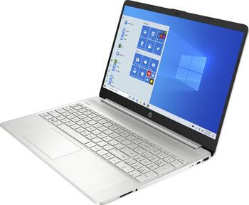 """HP Laptop - 15-ef1079nr - 15.6"""" Display, AMD Ryzen 3, 8GB RAM, 256GB SSD, Windows 10, Silver"""