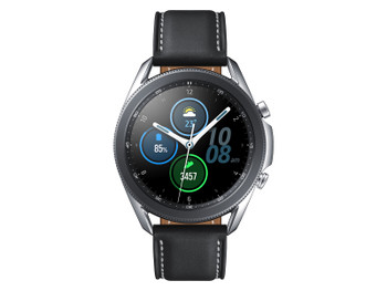 Samsung Galaxy Watch3 - 45mm, WiFi - Bluetooth, Mystic Silver - SM-R840NZSAXAR
