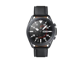 SAMSUNG Galaxy Watch3 (45MM), Mystic Black - SM-R840NZKAXAR