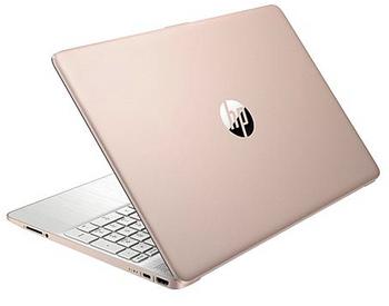 "HP Laptop 17-by3002cy - Intel i5, 8GB RAM, 256GB SSD, 17.3"" Touchscreen, Rose Gold"