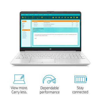 """HP Laptop - 15-gw0023od - Ryzen 3, 8GB RAM, 1TB HDD, 15.6"""" Display"""